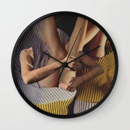 Skin Game Wall Clock
