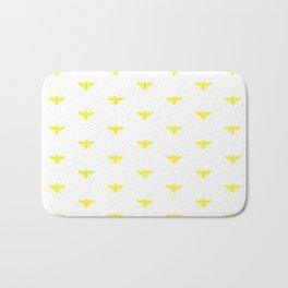BUMBLEBEE ((sunshine yellow)) Bath Mat