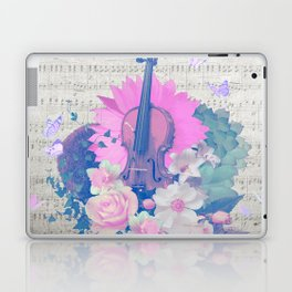 "VIOLIN by collection ""Music"" Laptop & iPad Skin"