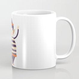 Santa's elf says HI Coffee Mug