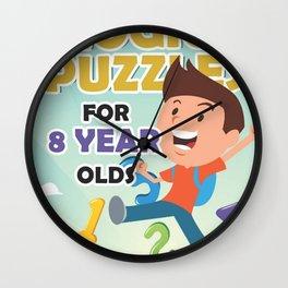 LOGIC IYENG 11 Wall Clock