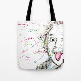 Einstein! Tote Bag