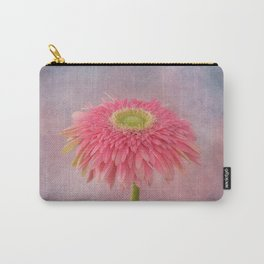 Pink in the Garden Carry-All Pouch