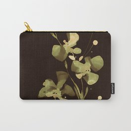 Organic Impressions 334ze by Kathy Morton Stanion Carry-All Pouch