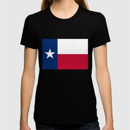 Texas State Flag, Authentic Version T-shirt