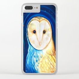 Owl of Arcturus Clear iPhone Case