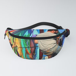 Not Trump's Wall Fanny Pack