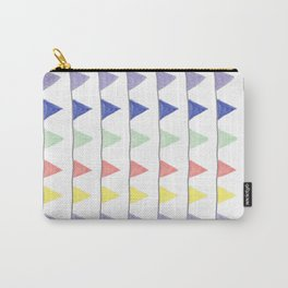 Cheerful pennants Carry-All Pouch
