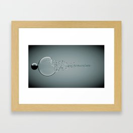 Orbest Framed Art Print