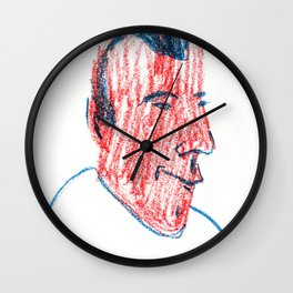 redman Wall Clock