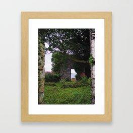 Irish Castle I Framed Art Print