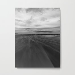 Seaburn Beach Metal Print