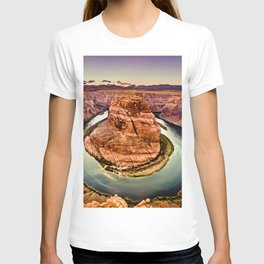 Horseshoe Bend Grand Canyon Arizona T-shirt