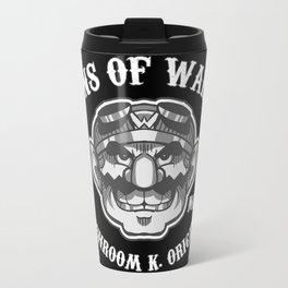 Sons Of Wario. Travel Mug