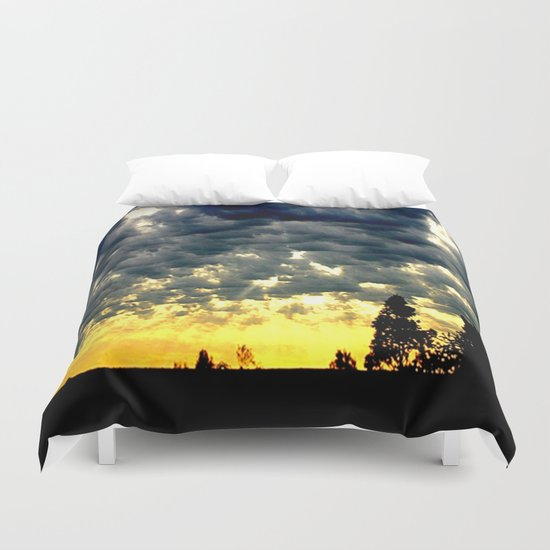 A new Day! Duvet Cover