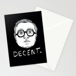 DECENT Stationery Cards