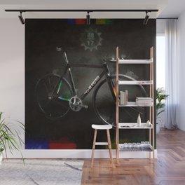 Fixed Gear Dreams - MASH 2015 Wall Mural