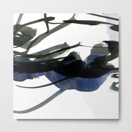 gestural abstraction Metal Print