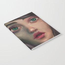 Beautiful Decay Notebook