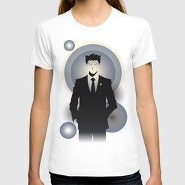 Phoenix Wright - 10th Anniversary Print T-shirt