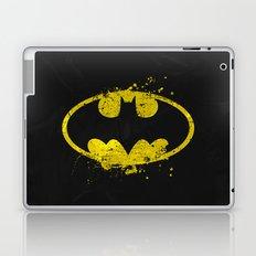 Bat man's Splash Laptop & iPad Skin