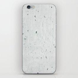 Light Concrete iPhone Skin
