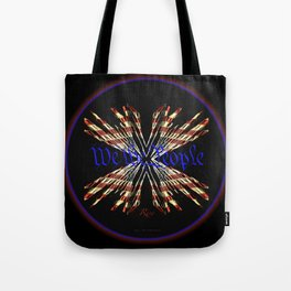 We the People Rise II Tote Bag