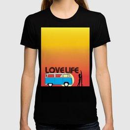 Love Life - Surf Van T-shirt