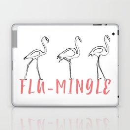 Ready to Fla-mingle Laptop & iPad Skin
