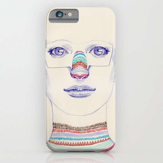 i nose it iPhone & iPod Case