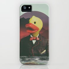 Rubber Ducky Slim Case iPhone (5, 5s)