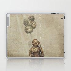 Balloon Fish (Sepia) Laptop & iPad Skin