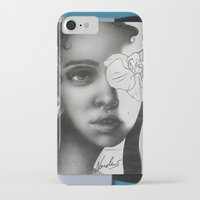 fka twigs iPhone & iPod Cases featuring FKA TWIGS by nordacious