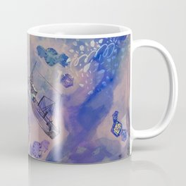 Blissed Out Coffee Mug