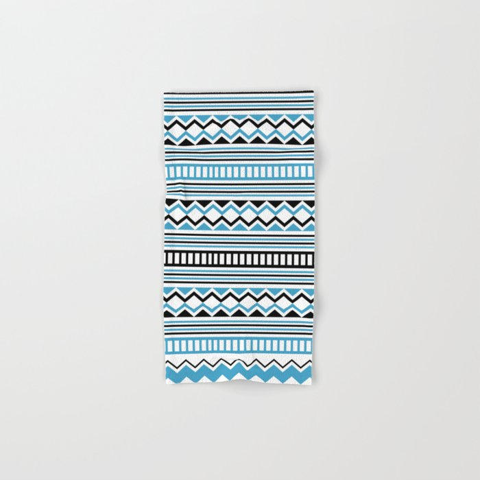 Tribal Scarf Hand & Bath Towel