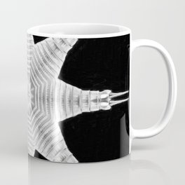 Ninja Star 9 Coffee Mug