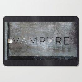 Vampyre Mauve Cutting Board
