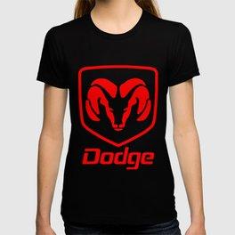 Zippered Hooded Sweat Motor Sports Truck Auto Dodge Ram Gildan Black trucker T-shirt