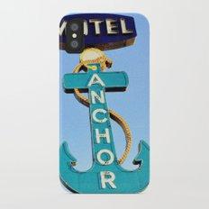 Anchor Motel iPhone X Slim Case