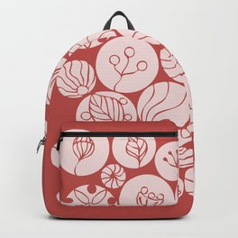 Botanical Forms Backpack