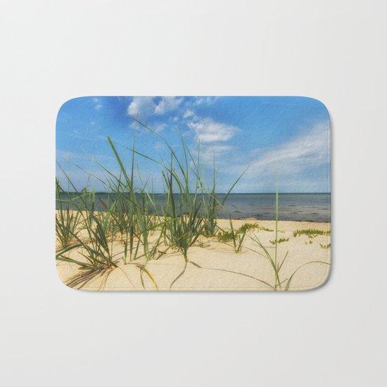 Beach Gras Impressions Bath Mat