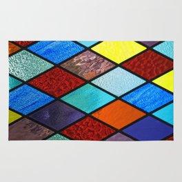 Hopscotch of Colors Rug