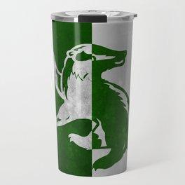 Hufflerin Travel Mug
