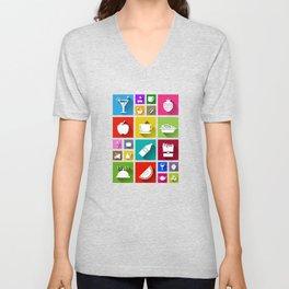 Gastro Windows 8.1 Unisex V-Neck