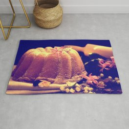 Mother's Day Cake Rug