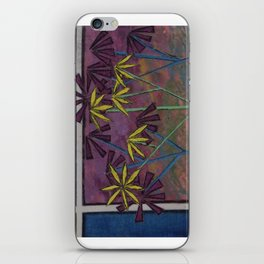Kokum Flowers #17 iPhone Skin