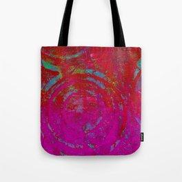 Fiery Fuschia Tote Bag