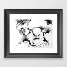 The Visionary #2 Framed Art Print