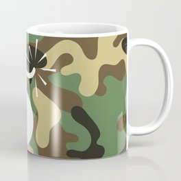 CAMO & WHITE BOMB DIGGITY Coffee Mug
