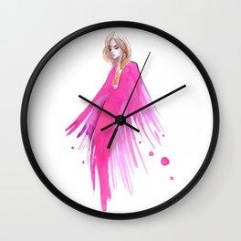 Chiara Pucci Wall Clock